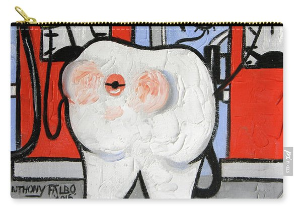 Tooth Filling Carry-all Pouch