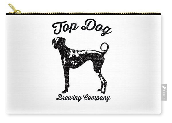 Top Dog Brewing Company Tee Carry-all Pouch