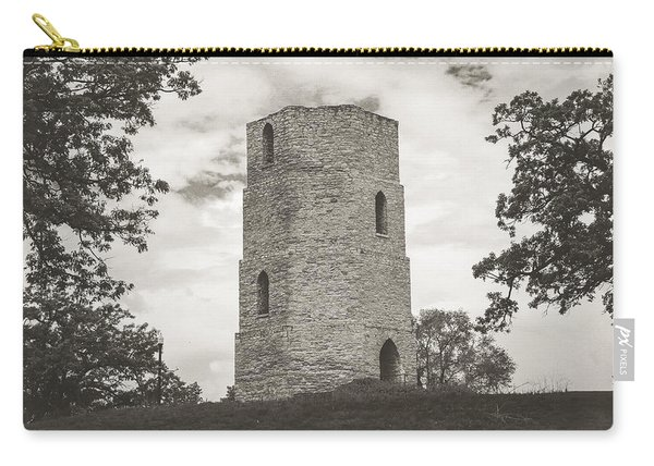 Top Of The Hill Carry-all Pouch
