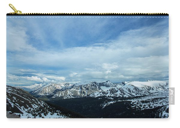 Top Of The Rockies Carry-all Pouch