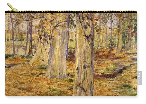 Top Quality Art - Fallen Leaf Carry-all Pouch