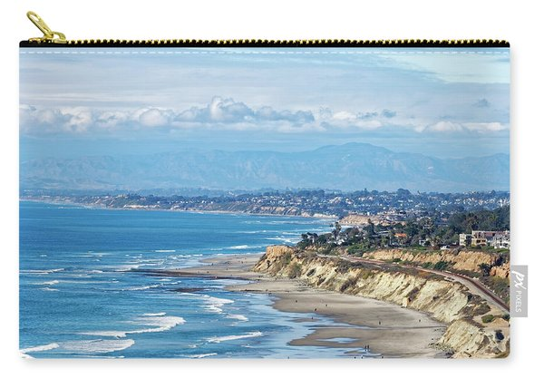 Torrey Pines Carry-all Pouch