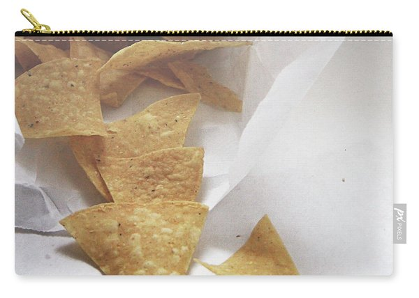 Tortilla Chips- Photo By Linda Woods Carry-all Pouch