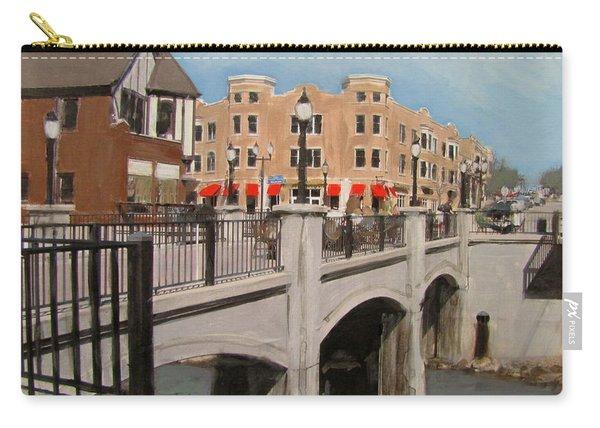 Tosa Village Bridge Carry-all Pouch