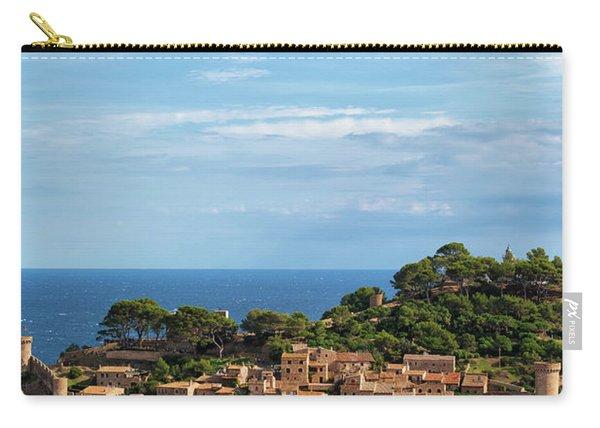 Tossa De Mar Seaside Town In Spain Carry-all Pouch