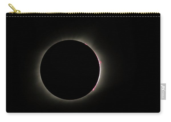 Total Eclipse Solar Flares Carry-all Pouch