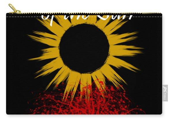Total Eclipse T-shirt Art Murphy Nc Carry-all Pouch