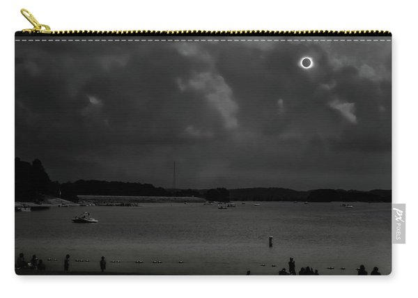 Total Solar Eclipse At Clemson Carry-all Pouch
