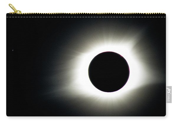 Totality And Mercury Carry-all Pouch