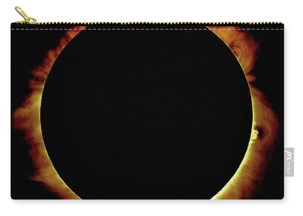 Totality Over Processed Carry-all Pouch