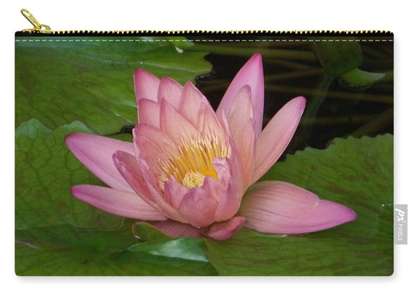 Touch Of Pink Carry-all Pouch