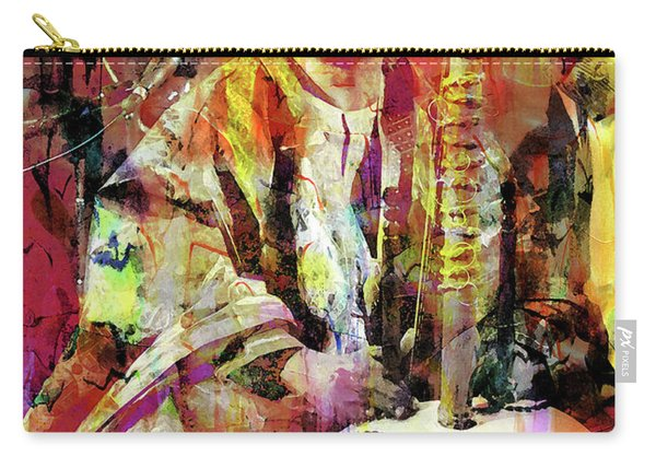 Toumani Diabate Carry-all Pouch
