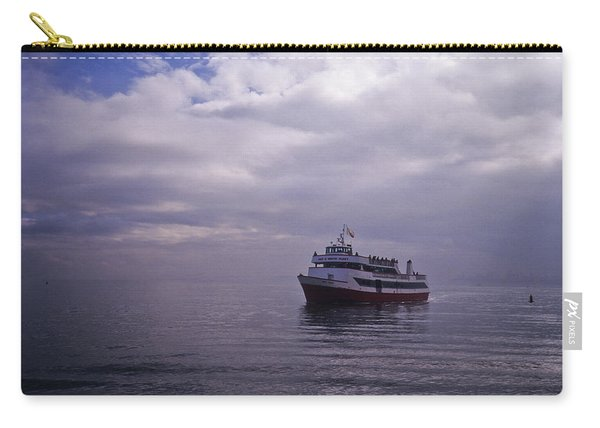 Tour Boat San Francisco Bay Carry-all Pouch