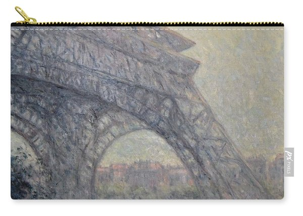 Paris , Tour De Eiffel  Carry-all Pouch