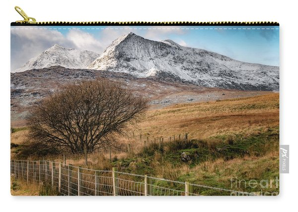 Towards Snowdon Carry-all Pouch