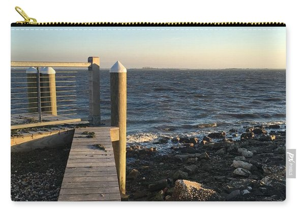 Towards The Bay Carry-all Pouch