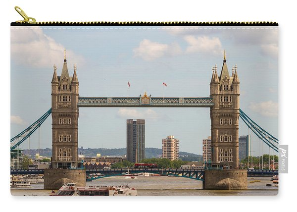 Tower Bridge C Carry-all Pouch