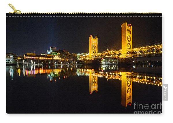 Tower Bridge Sacramento Carry-all Pouch