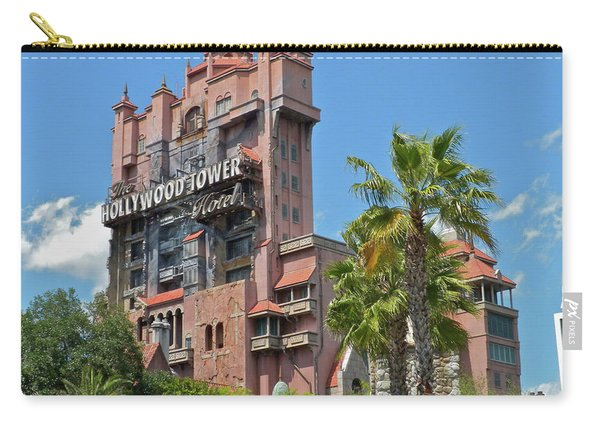 Tower Of Terror Mp Carry-all Pouch
