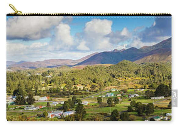 Town Of Zeehan Australia Carry-all Pouch