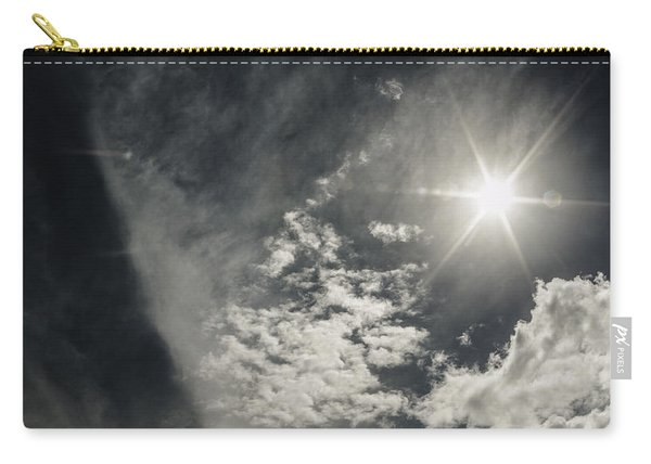 Toxic Geoengineering Carry-all Pouch