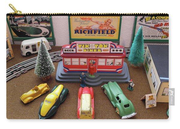 Toytown - Tik Tok Diner Carry-all Pouch