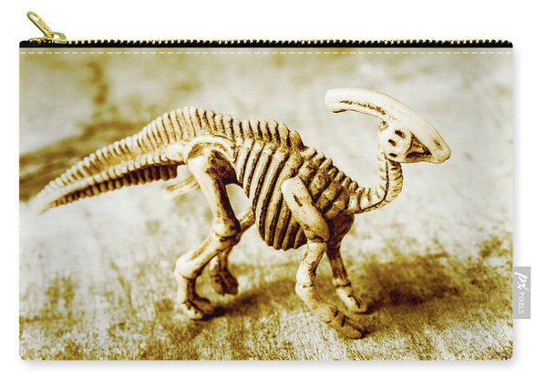 Toys And Artefacts Carry-all Pouch