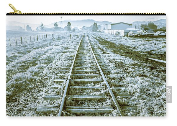 Tracks To Travel Tasmania Carry-all Pouch