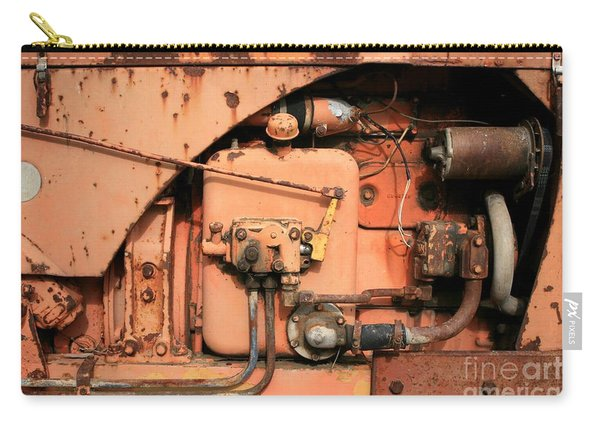 Tractor Engine V Carry-all Pouch