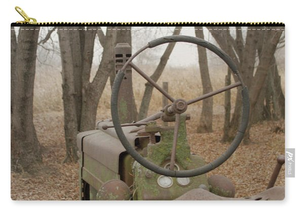 Tractor Morning Carry-all Pouch