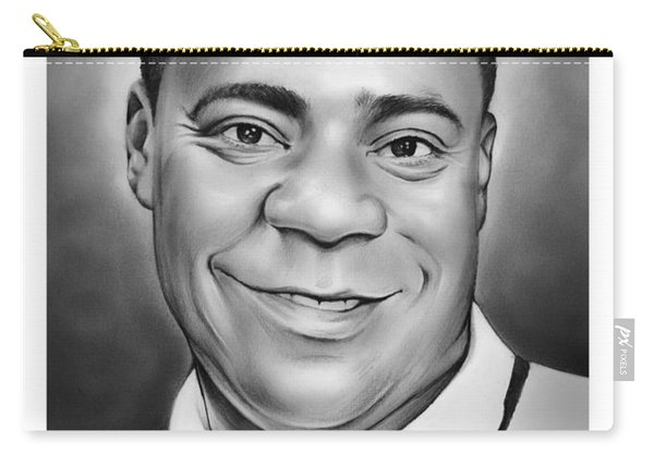 Tracy Morgan Carry-all Pouch