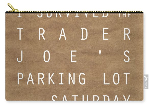 Trader Joe's Parking Lot Carry-all Pouch