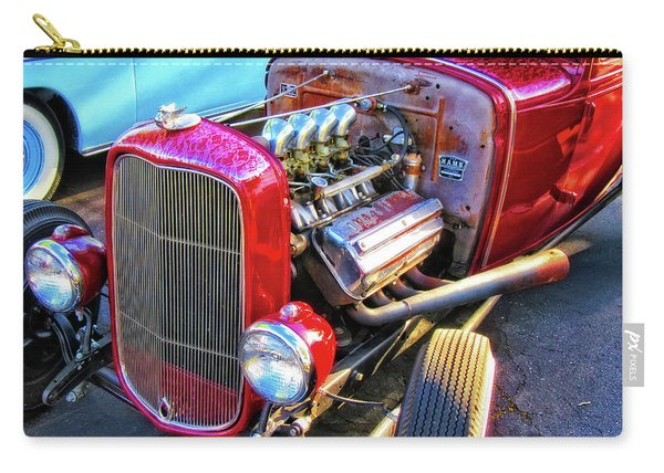 Traditional Hemi Carry-all Pouch