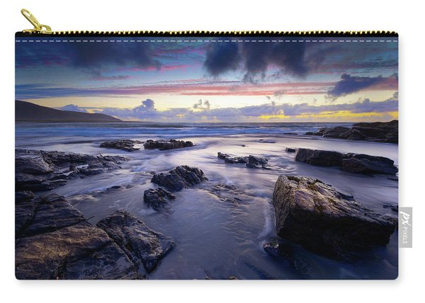 Traigh Allathasdall, Isle Of Barra Carry-all Pouch