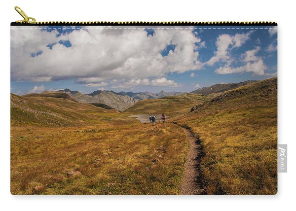 Trail Dancing Carry-all Pouch