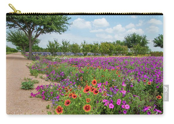 Trailing Beauty Carry-all Pouch