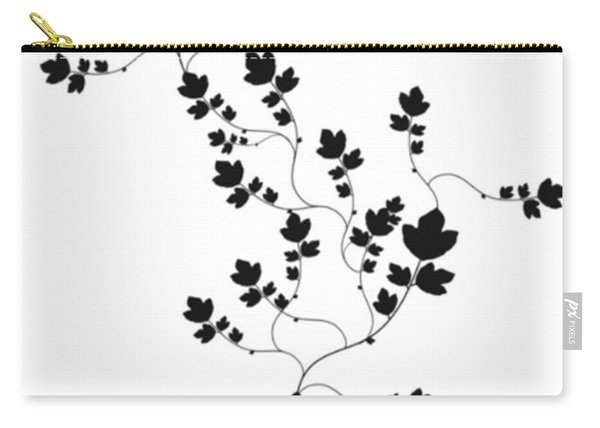 Trailing Leaves Carry-all Pouch