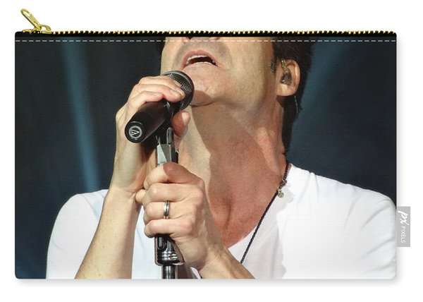 Train's Pat Monahan Carry-all Pouch