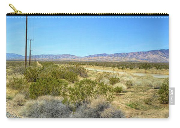 Train To Tehachapi Carry-all Pouch