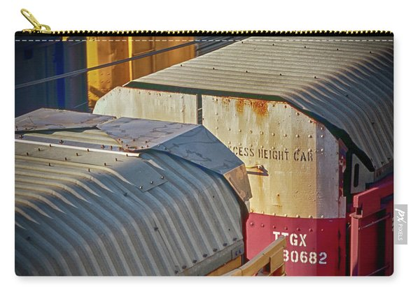 Trains - Nashville Carry-all Pouch