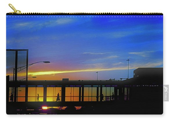 Trains Planes And Automobiles  Carry-all Pouch