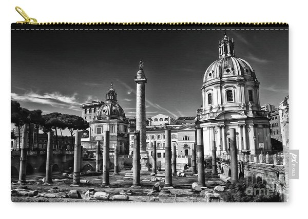 Trajan's Forum - Forum Traiani Carry-all Pouch