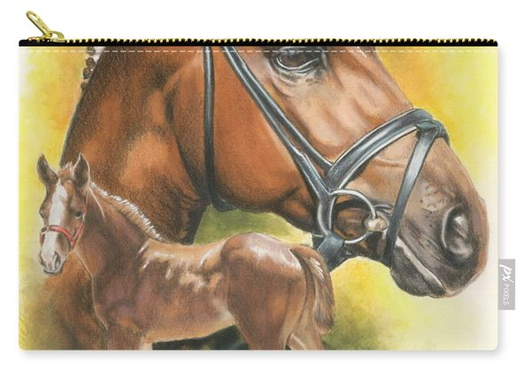 Trakehner Carry-all Pouch