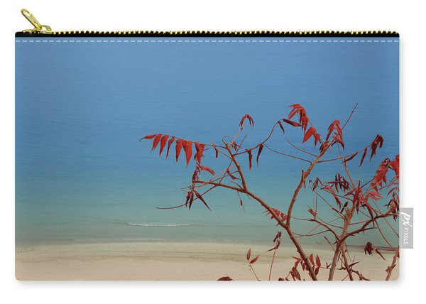 Tranquil Blue Carry-all Pouch
