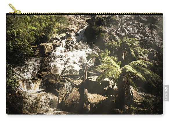 Tranquil Mountain Canyon Carry-all Pouch
