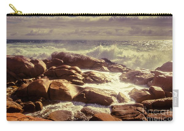 Tranquil Ocean Views Carry-all Pouch