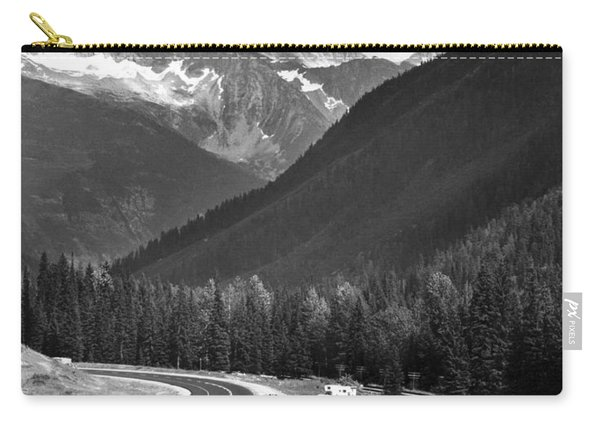 Trans-canada Highway Carry-all Pouch