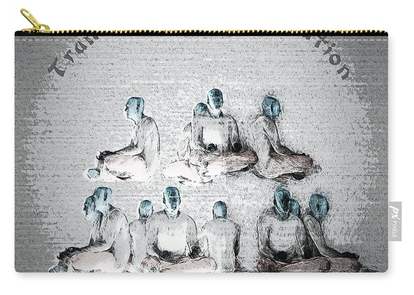 Transcendental Meditation Carry-all Pouch