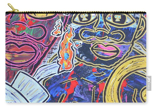 Transgenerational Karma Carry-all Pouch