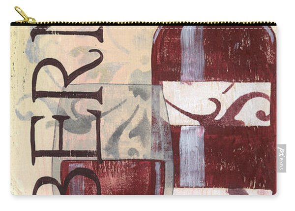 Transitional Wine Cabernet Carry-all Pouch